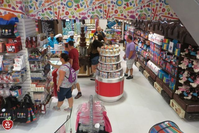 Dulce en Nueva York Dylans Candy Bar 2