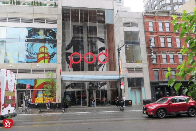 Hotel POD Times Square