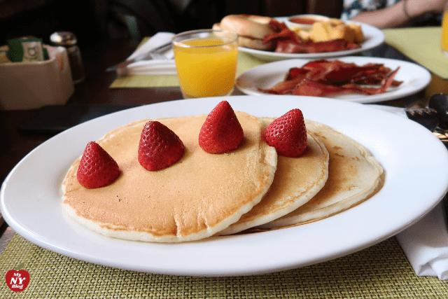 Desayunos en Nueva York