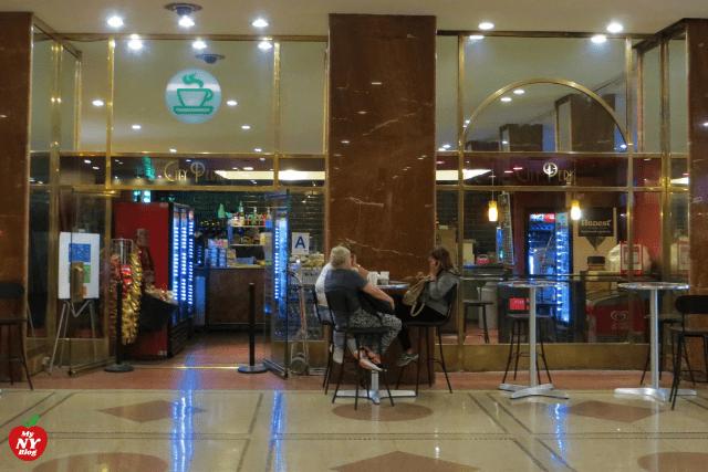 Hotel Pennsylvania cafetería