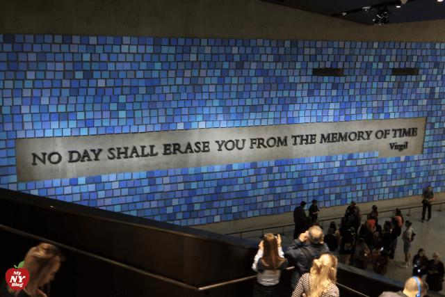 Cita Virgilio Museo 11 de septiembre