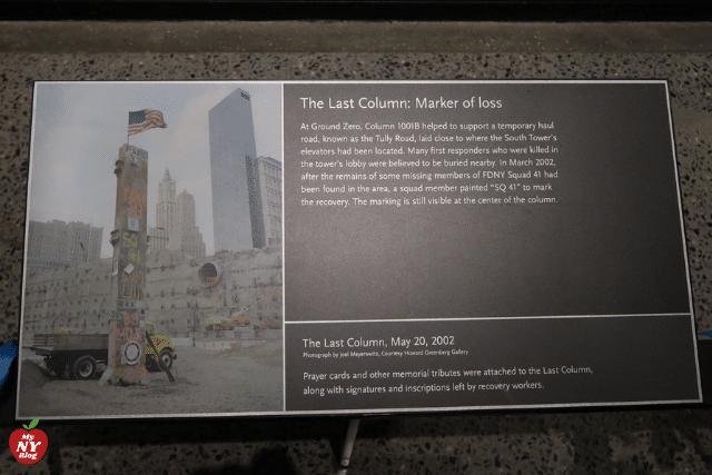 La última columna 11s Museo