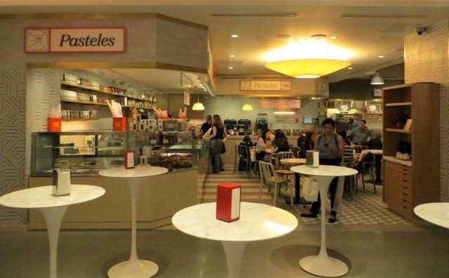 Mercado español en Nueva York