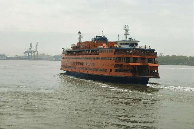 Ferry a Staten Island