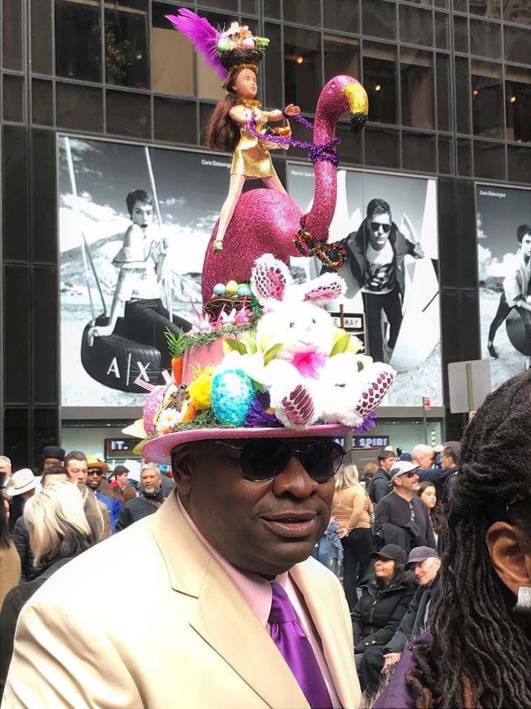 CELEBRACIONES EN NUEVA YORK