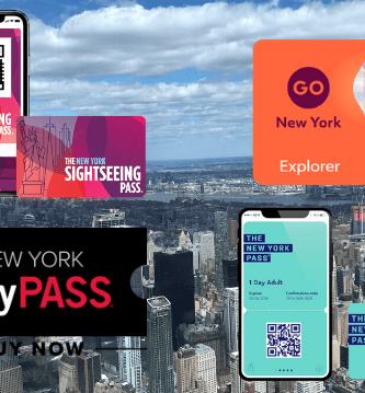 Las 9 tarjetas turísticas de Nueva York