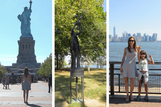 Estatua de la Libertad Liberty Island