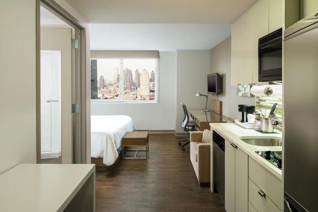 Hoteles con cocina en Nueva York Element