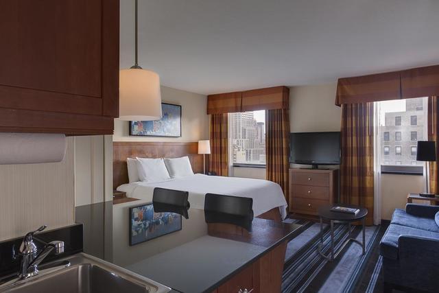 Hoteles con cocina en Nueva York Residence Inn by Marriott New York Manhattan Times Square