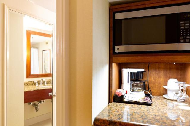 Hoteles con cocina en Nueva York San Carlos