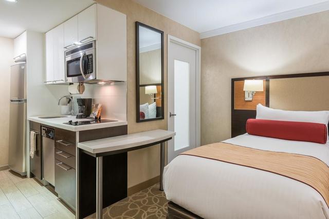 Hoteles con cocina en Nueva York Staybridge Suites