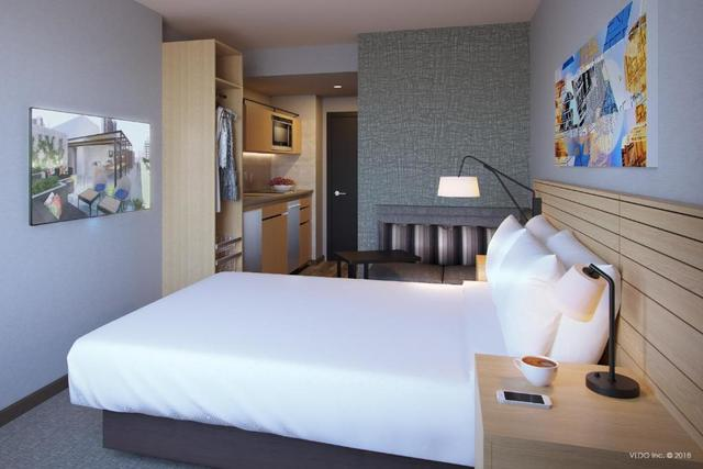 Hoteles con cocina en Nueva York TownePlace Suites by Marriott New York ManhattanTimes Square