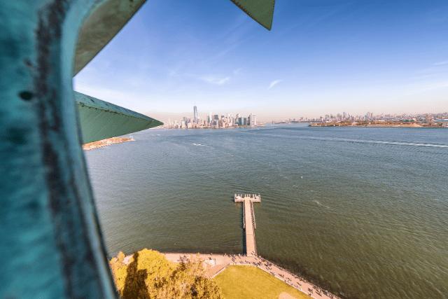 La Estatua de la Libertad Nueva York