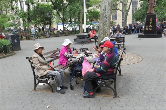 Chinatown Columbus Park