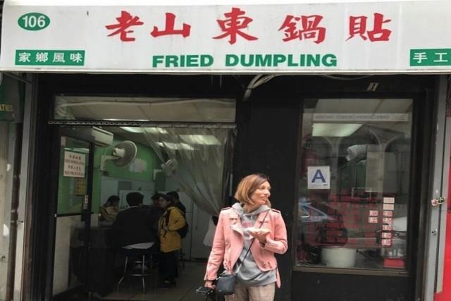 Dónde comer en Chinatown Nueva York