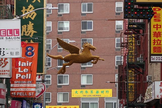 Qué ver en Chinatown Nueva York calles