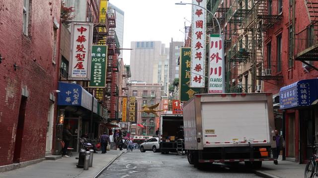 Qué ver en Chinatown Nueva York