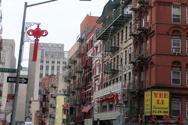 Qué ver en Chinatown calle Bayard