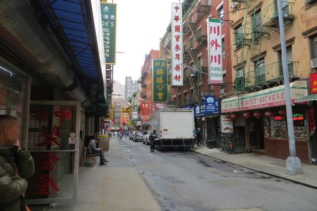 Qué ver en Chinatown calle Pell